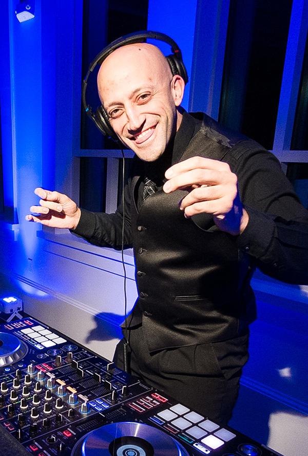 DJ Gary Lombard