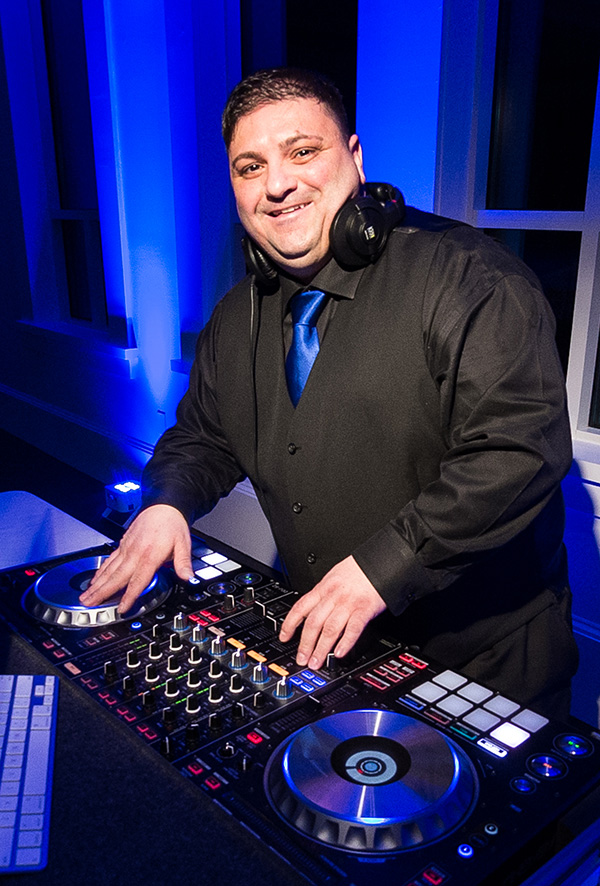 DJ Lou Pereira